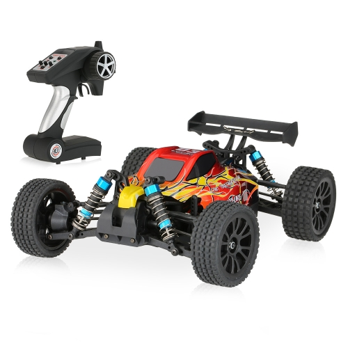 Original ht c604 1/16 2.4ghz 4wd high speed electric off-road buggy rtr...
