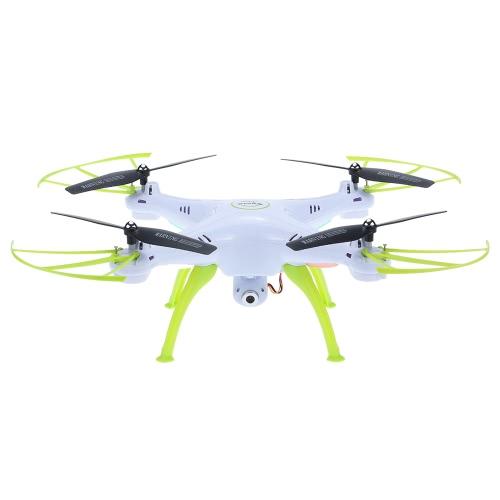 Buy Original SYMA X5HC 2.4GHz 4CH 6-axis Gyro 2.0MP HD Camera RC Quadcopter 360u00b0 Eversion CF Mode Hover Function