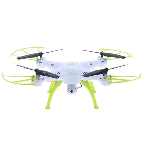 SYMA X5HW Wifi FPV Drone RC Quadcopter - White