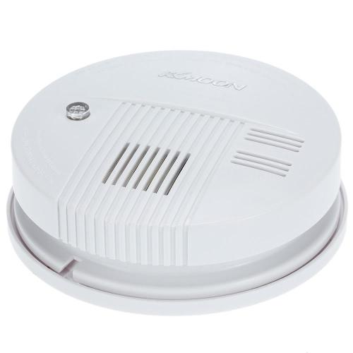 KKmoon  High Sensitive Smoke Fire Detector Sensor Alarm Security System