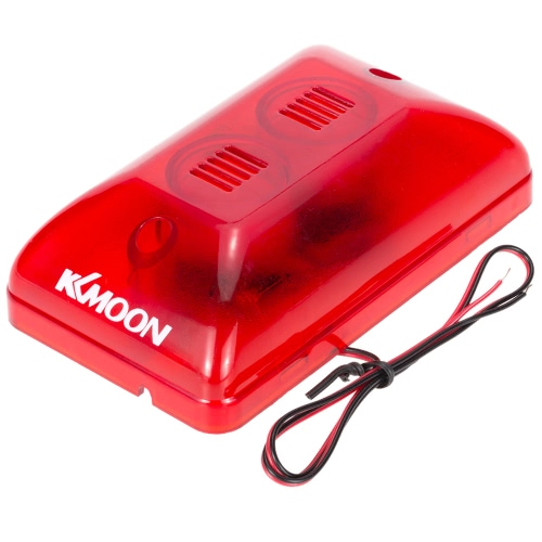 KKmoon  Fire Alarm Siren Wired Sound &amp; Strobe Alert Horn Safety System for Home Office HotelAlarms Secuity &amp; Padlock<br>KKmoon  Fire Alarm Siren Wired Sound &amp; Strobe Alert Horn Safety System for Home Office Hotel<br><br>Blade Length: 14.0cm