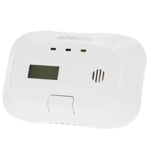 KKmoon  Plug-In Combustible Gas Leakage Detector Alarm Sensor With LED Display For Home Alarm SystemAlarms Secuity &amp; Padlock<br>KKmoon  Plug-In Combustible Gas Leakage Detector Alarm Sensor With LED Display For Home Alarm System<br><br>Blade Length: 16.0cm