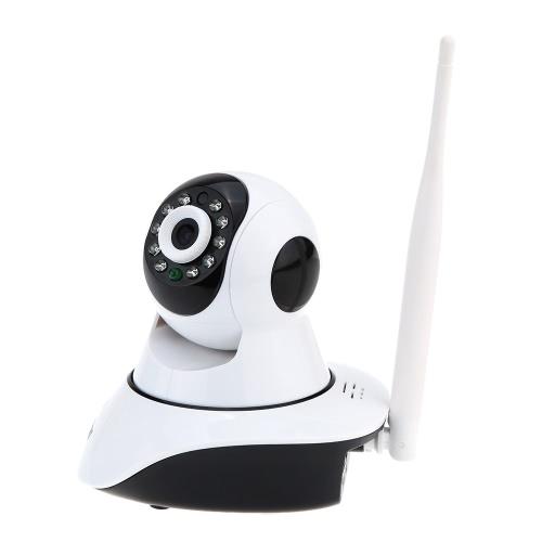 KKMOON 1080P HD H.264 2MP Camera PnP P2P Pan Tilt IR Cut WiFi Wireless Network IP Webcam