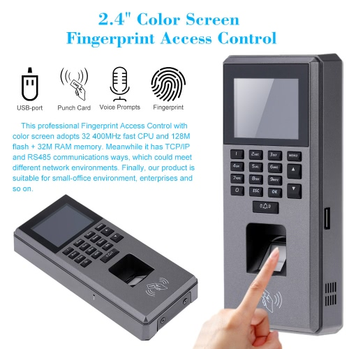 Biometric Fingerprint & Keypad Door Access Control