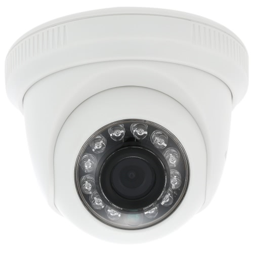 COTIER  960P AHD Dome CCTV Camera 3.6mm 1/3'' CMOS 1.3MP 12 IR Lamps Night Vision IR-CUT Indoor Home Security PAL SystemCCTV Cameras<br>COTIER  960P AHD Dome CCTV Camera 3.6mm 1/3'' CMOS 1.3MP 12 IR Lamps Night Vision IR-CUT Indoor Home Security PAL System<br><br>Blade Length: 19.5cm