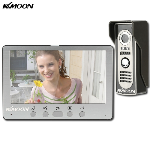 "KKmoon 7"" Wired Video Door Phone System Visual Intercom Doorbell Alloy Panel with 1*800x480 Indoor Monitor + 1*700TVL Outdoor Camera support Unlock Infrared Night View Rainproof for Home SurveillanceDoor Access&amp;Doorbell<br>KKmoon 7"" Wired Video Door Phone System Visual Intercom Doorbell Alloy Panel with 1*800x480 Indoor Monitor + 1*700TVL Outdoor Camera support Unlock Infrared Night View Rainproof for Home Surveillance<br><br>Blade Length: 26.0cm"