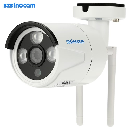 szsinocam HD Megapixels 720P 2.4G/5.8G Wireless Wifi Camera + 8G TF Card CCTV Surveillance Security P2P Network IP Cloud Indoor Outdoor Bullet Camera support Onvif2.4 Weatherproof IR-CUT Filter Infrared Night Vision Motion Detection Email Alarm Android/iOS APP Free CMS 3LEDIP Cameras<br>szsinocam HD Megapixels 720P 2.4G/5.8G Wireless Wifi Camera + 8G TF Card CCTV Surveillance Security P2P Network IP Cloud Indoor Outdoor Bullet Camera support Onvif2.4 Weatherproof IR-CUT Filter Infrared Night Vision Motion Detection Email Alarm Android/iOS APP Free CMS 3LED<br><br>Blade Length: 19.7cm