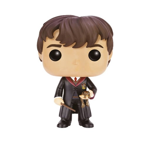 FUNKO POP Movie Harry Potter Neville Longbottom Action Figure Vinyl Model Ornaments T650