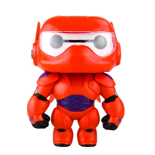 FUNKO Big Hero 6 Armored Baymax Action Figure T690
