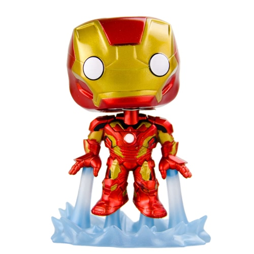 Funko POP Marvel Heroes Avengers 2 Age of Ultron Iron Man Action Figure T710