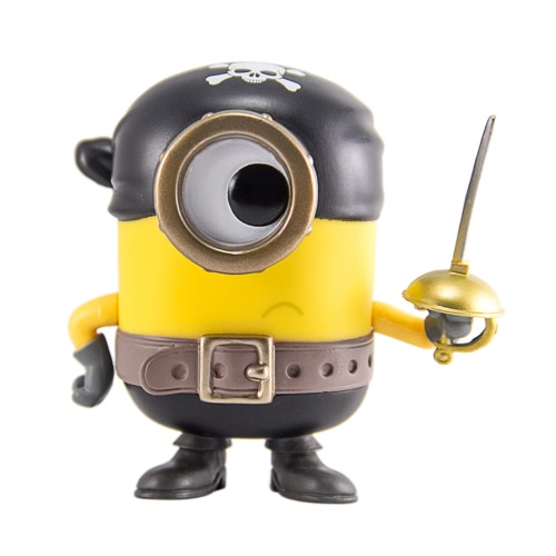 FUNKO POP Movie Minions Action Figure Vinyl Model Collection - Eye Matie T740