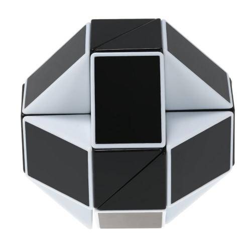 Original Shengshou Magic Ruler Cube Snake Black