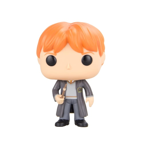 FUNKO POP Movie Harry Potter Ron Weasley Action Figure Vinyl Model Ornaments T651