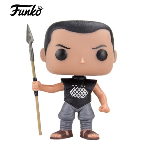 Funko POP Game of Thrones Grey Worm Action Figure Collection Mini Cute Toy T721