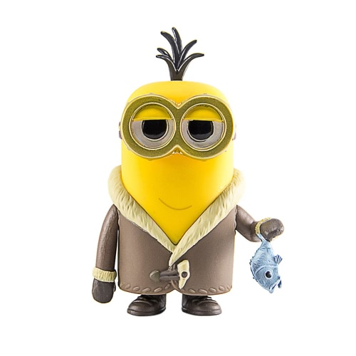 FUNKO POP Movie Minions Action Figure Vinyl Model Collection - Bored Silly Kevin T741