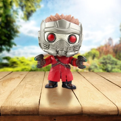 FUNKO Guardians of the Galaxy Star Lord Action Figure T771