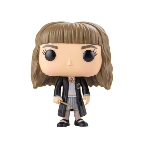 FUNKO POP Movie Harry Potter Hermione Gramger Action Figure Vinyl Model Ornaments T652