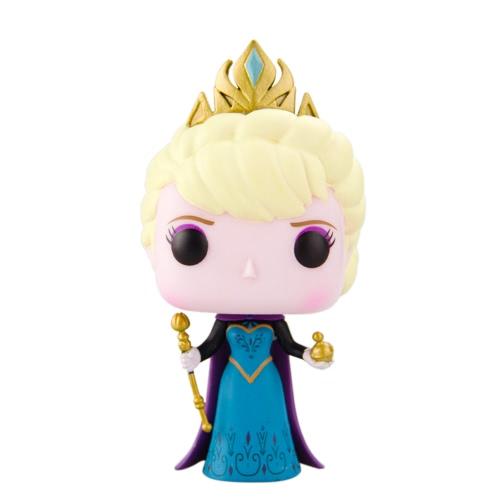 FUNKO POP Movie Frozen Coronation Elsa Action Figure Vinyl Model Collection T762
