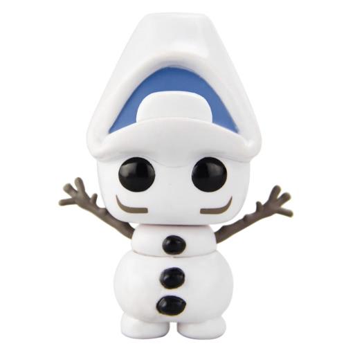 FUNKO POP Movie Frozen Action Figure Vinyl Model Collection - Upside Down Olaf T763