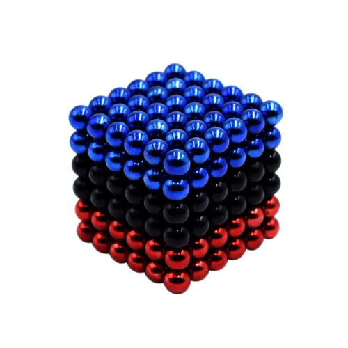 5 mm Magnetic Beads Magic balls  DIY Puzzle Spheres Educational Toy 216 Pieces