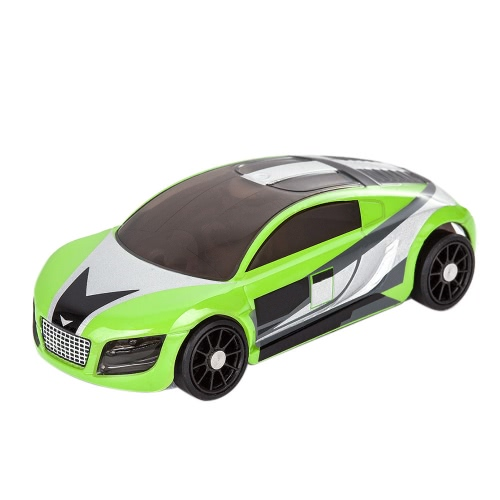 Pocket Racing Game Toy Racing Car Racer Mini Vibration Race with Lights for iPad Tablet T484