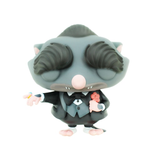 FUNKO POP Movie Zootopia Action Figure Vinyl Model Ornaments - Mr.Big (A) T664