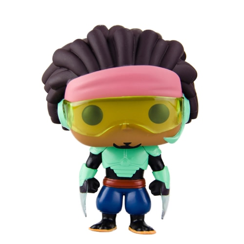 FUNKO Big Hero 6 Wasabi No-Ginger Action Figure T694