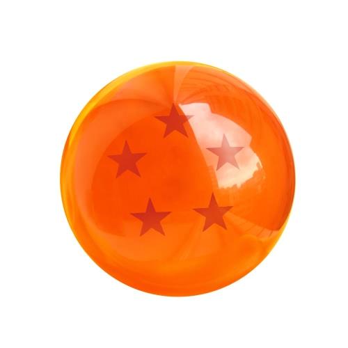 Acrylic Dragon Balls Crystal Transparent Balls 7.6