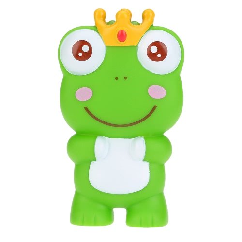 Cute Squeaky Toy Sounding Toy Cartoon Frog Animal Bath Toy Soft Rubber for Baby Water FunBaby Rattles<br>Cute Squeaky Toy Sounding Toy Cartoon Frog Animal Bath Toy Soft Rubber for Baby Water Fun<br><br>Blade Length: 20.5cm