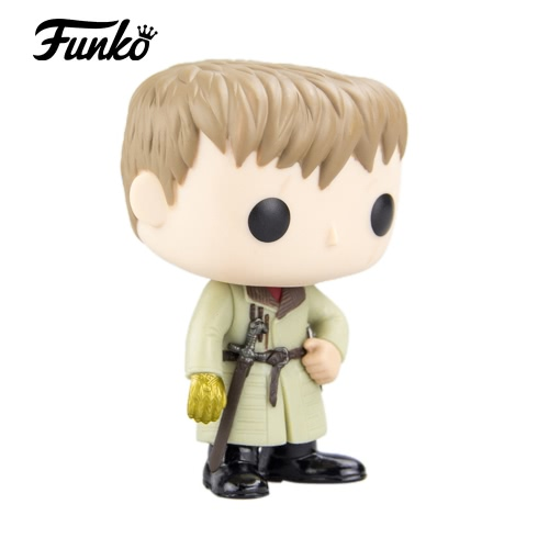 Funko POP Game of Thrones Kingslayer Jaime Lannister Action Figure Collection Mini Cute Toy T725