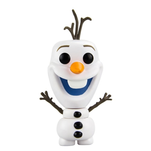 FUNKO POP Movie Frozen Olaf Action Figure Vinyl Model Collection T765