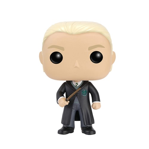FUNKO POP Movie Harry Potter Draco Malfoy Action Figure Vinyl Model Ornaments T646