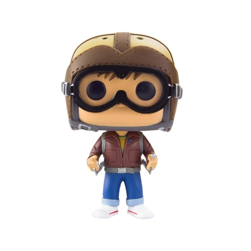 FUNKO POP Movie Tomorrowland Action Figure Vinyl Model Collection - Young Frank Walker T766