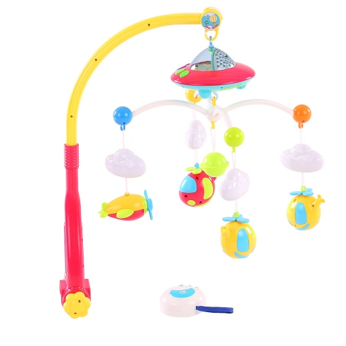 Baby Bed Bell Musical Mobile Crib Dreamful