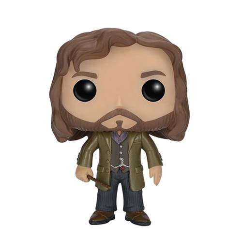 FUNKO POP Movie Harry Potter Sirius Black Action Figure Vinyl Model Ornaments T647