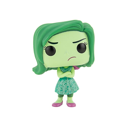 FUNKO POP Inside Out Action Figure Vinyl Model Collection - Disgust T667