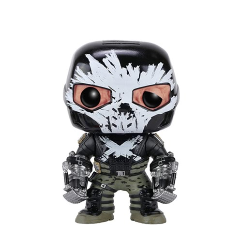 Funko POP Marvel Captain America 3 Civil War Action Figure Crossbones T707