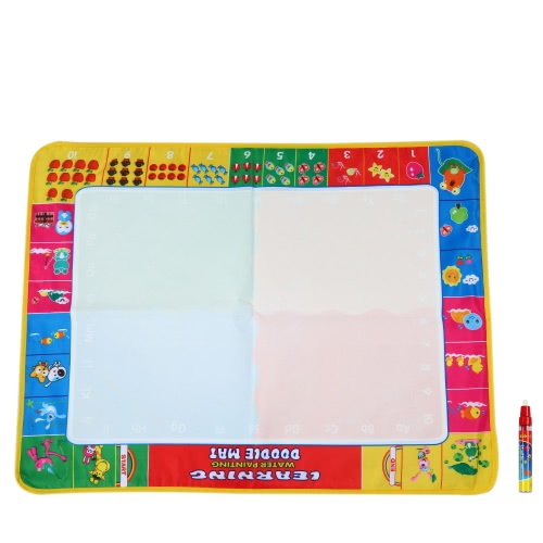 Non-toxic Water Drawing Mat Board Painting and