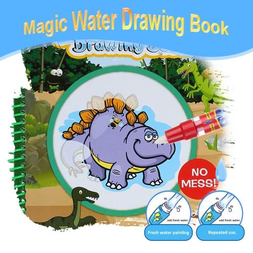 Non-toxic Magic Water Drawing Book Coloring Book