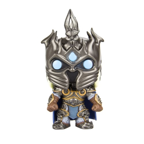 FUNKO POP Game WOW Action Figure Vinyl Figure Model Ornaments - Arthas T658