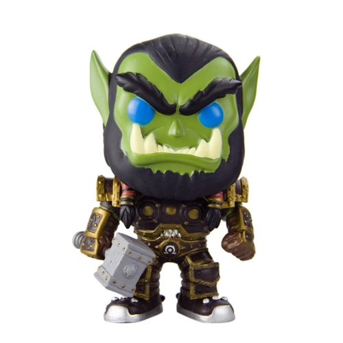 FUNKO POP Game WOW Action Figure Vinyl Figure Model Ornaments - Thrall T659