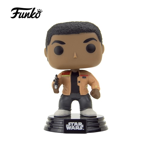 Funko POP Star Wars: Episode VII - The Force Awakens Finn Action Figure Collection Bobble-Head Decorative Article T729