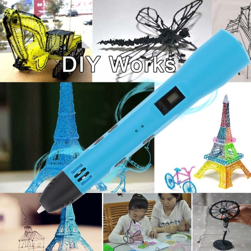 3D Printing Pen Stereoscopic Drawing Doodling Crafting