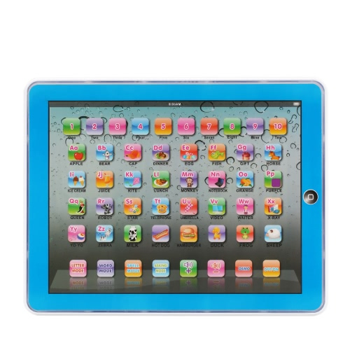 Y-Pad Touch Screen Pad Children's Learning Alphabet
