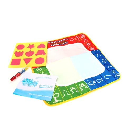 Kids Drawing Magic Water Mat 1 Set