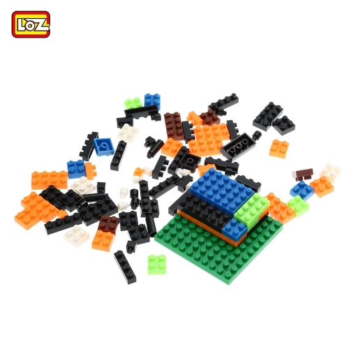 LOZ Nano Blocks Micro Building Blocks Toys  Mini Diamond Blocks Gifts DIY Toys 9169