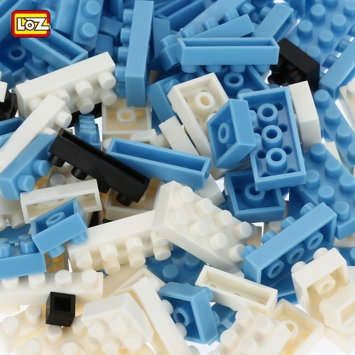 LOZ Nano Blocks Micro Building Blocks Toys Mini Diamond Blocks Gifts  DIY Toys 9311