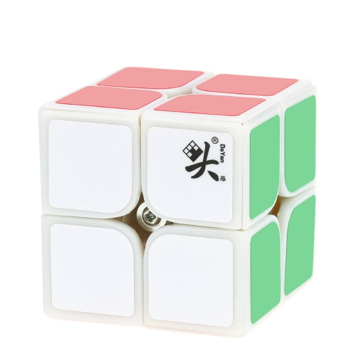 Dayan Zhanchi 2 * 2 Magic Cube Speed Cubo Anti-POP Structure 6 Color Solid Eco-friendly Plastics Stickerless Cube Puzzle Colorful Ground 50 MMDIY Toys<br>Dayan Zhanchi 2 * 2 Magic Cube Speed Cubo Anti-POP Structure 6 Color Solid Eco-friendly Plastics Stickerless Cube Puzzle Colorful Ground 50 MM<br><br>Blade Length: 5.2cm