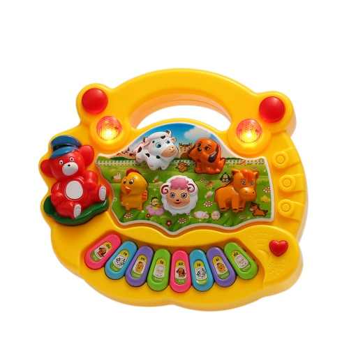 Coolplay  Baby Kids Toddler Musical Educational Animal