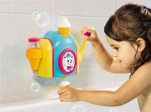 TOMY E72378 Kids Bath Foam Cone Factory